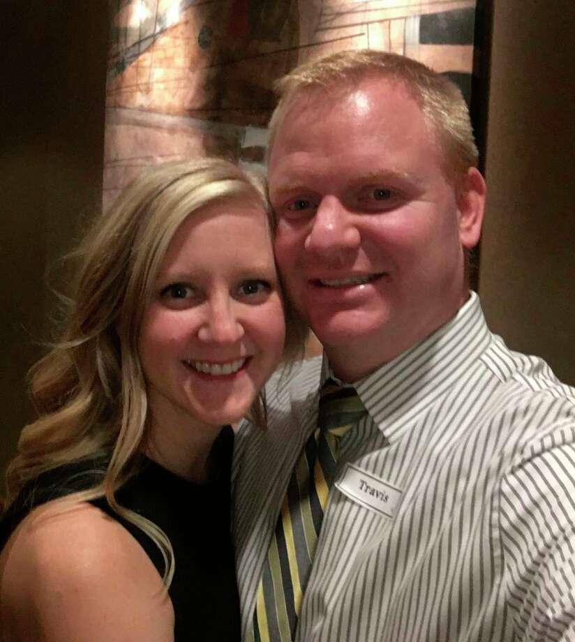 Lisa and Travis Chinoski