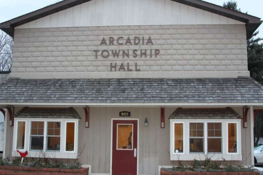 Arcadia Township updated its master plan this month after over a year of deliberation and public feedback. Photo: File Photo