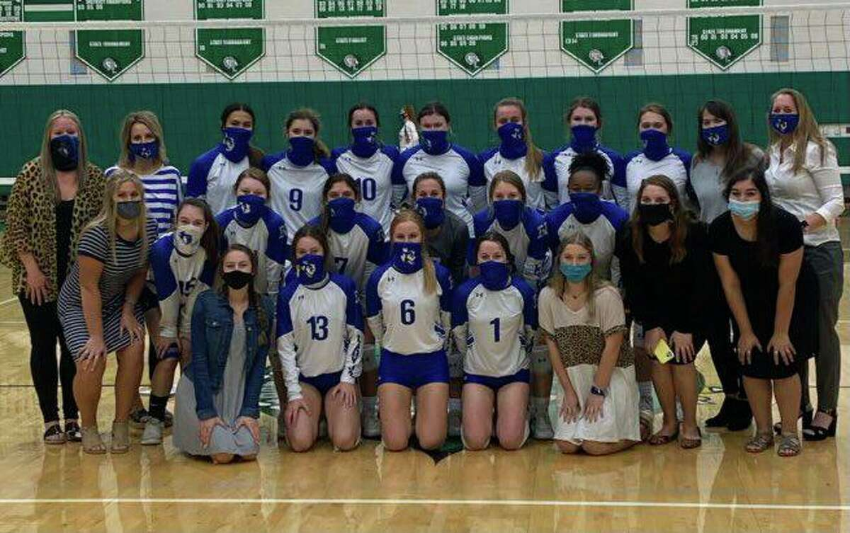The Needville volleyball team finished 33-1, including a district championship and a regional final appearance. The Blue Jays were recognized with 12 all-district selections.