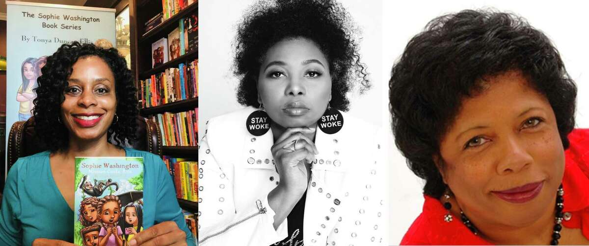 """Fort Bend County Libraries' """"Author Spotlight: Voices of Diversity"""" series will feature local African American authors Tonya Duncan Ellis, Deborah D.E.E.P Mouton and Crystal Allen."""