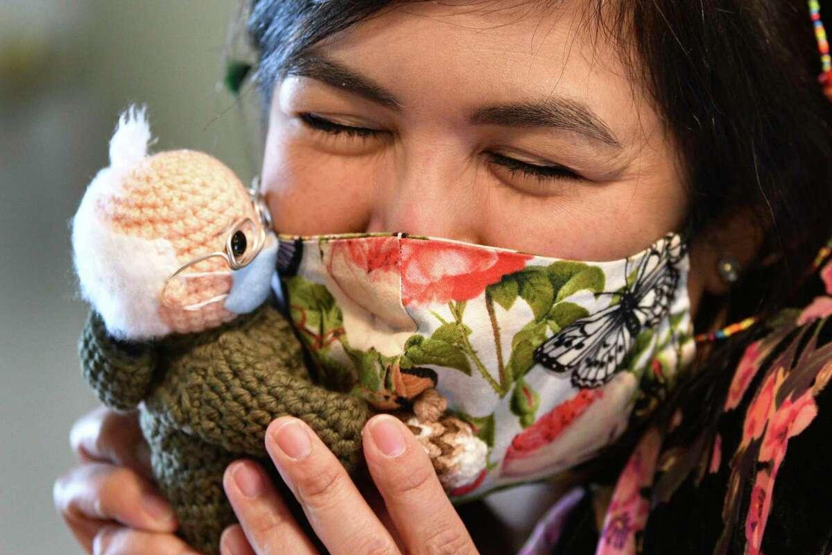 crocheted Bernie Sanders doll sells on eBay for more than ,300