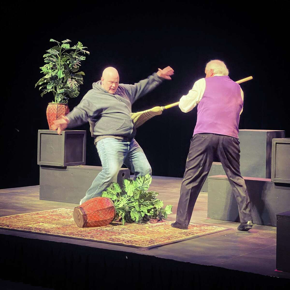The Warner Theatre's next production of the 9th Annual International Playwrights Festival is