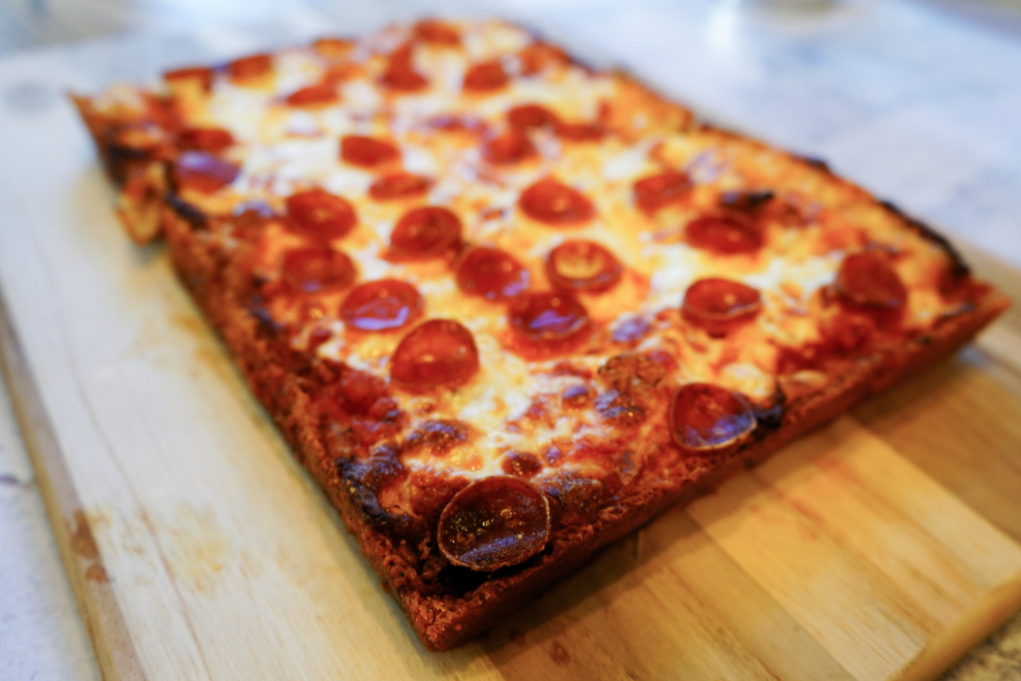 'The pan is forgiving': Why I plan to make more Detroit-style pizza at home