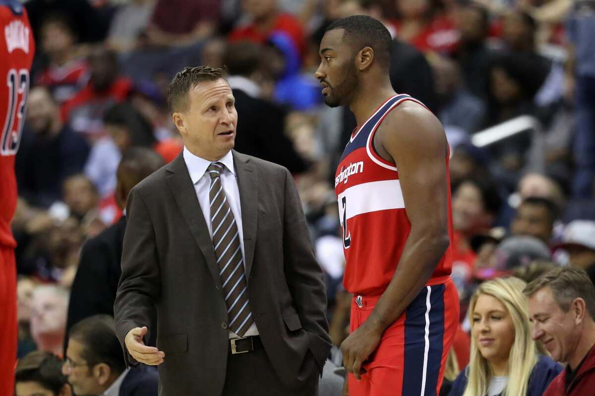 Wizards coach Scott Brooks said he knew John Wall well enough to appreciate and admire how hard he worked to come back.