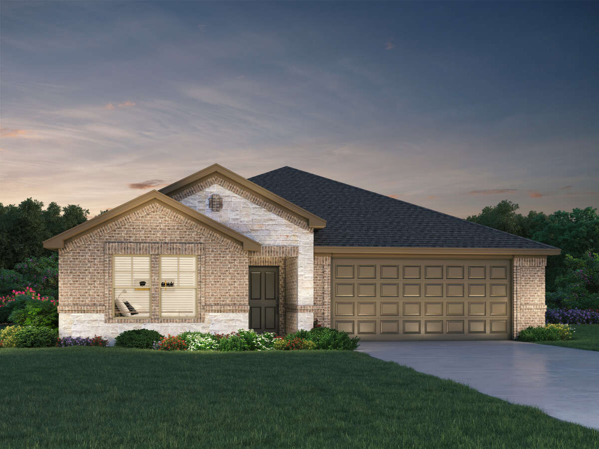 Meritage Homes will build homes in Central Park Square in Texas City.