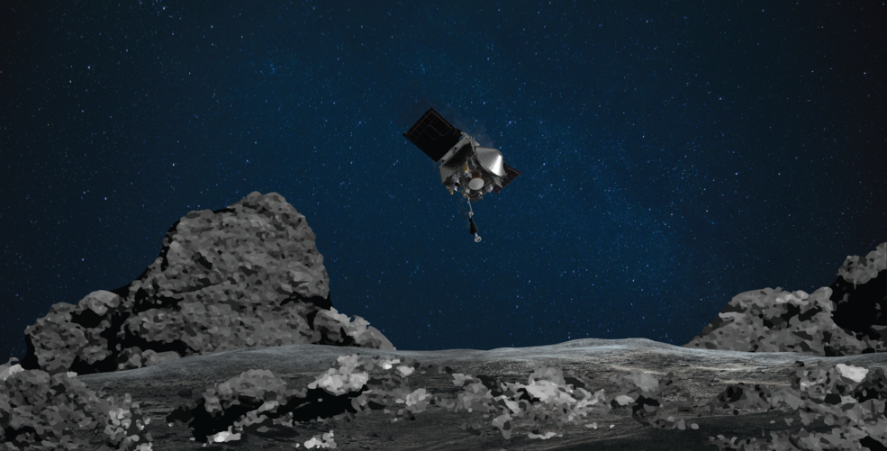 NASA's mission to the asteroid Bennu comes to an end