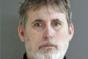 Gregory Garbinski, 54, was charged with third-degree assault of a disabled person, first-degree unlawful restraint, second-degree strangulation, cruelty to persons and second-degree breach of peace.