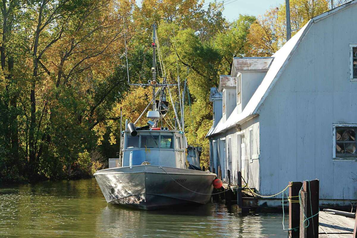 Michigan's commercial fisheries are suing the Michigan Department of Natural Resources because of recent actions which they say could end their businesses. (Scott Nunn/Tribune File Photo)