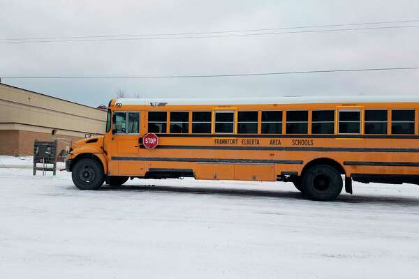 Schools are saving money on items like bussing due to fewer students attending school in person, but spending money in other places like PPE. (Colin Merry/Record Patriot)