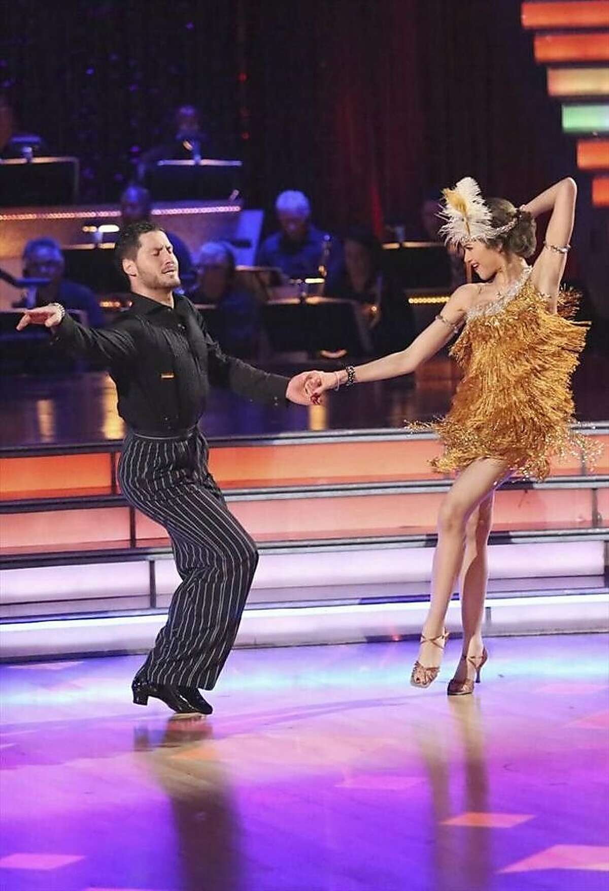 """Zendaya and pro dancer Val Chmerkovskiy made it all the way to the finals on """"Dancing With the Stars."""""""