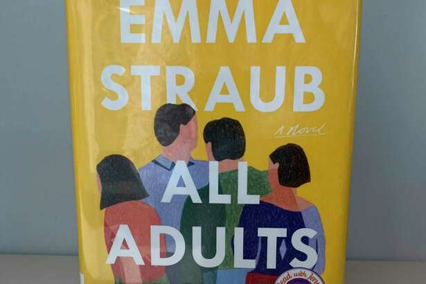 "In ""All Adults Here"" by Emma Straub, Astrid reevaluates her choices after witnessing an accidental death. She decides it's time to own up to her shortcomings with her children to hilarious outcomes. (Courtesy photo)"
