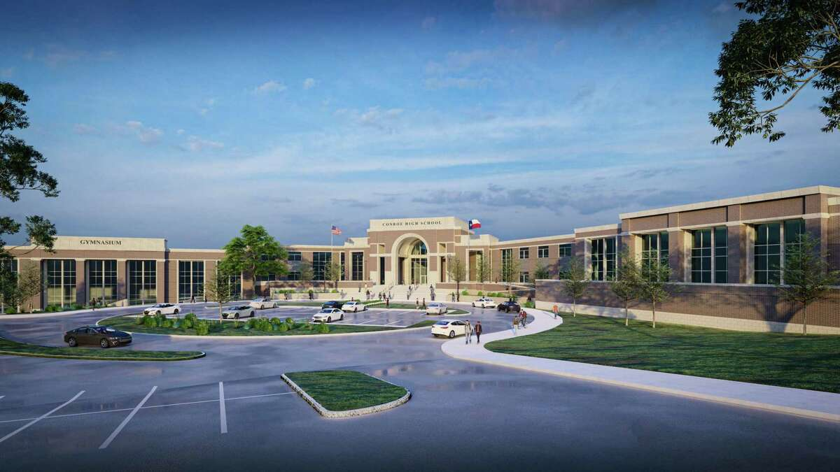 The 2019 Conroe ISD bond package included a sizeable improvement project for Conroe High School to connect the scattered buildings. The project will last around 54 months because it will have to be done while students are still in school.