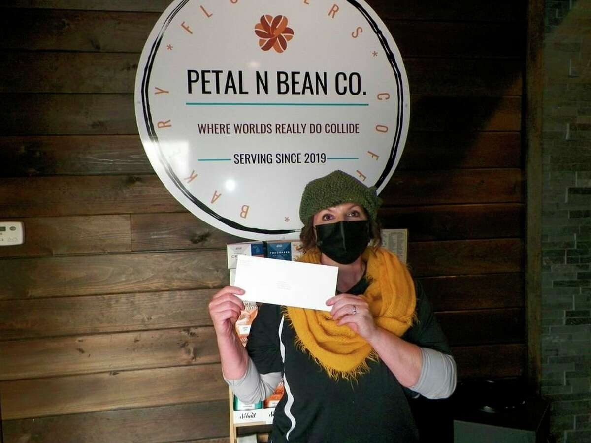 The Petal N Bean Company at 6450 Main St., Cass City, was among the 19 businesses in Tuscola county to receive funding from the Tuscola County Economic Development Corporation. (Courtesy Photo)
