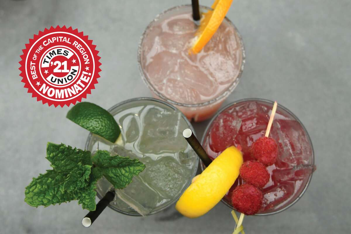Nominate your favorites place to get to-go cocktails for Best of the Capital Region 2021.