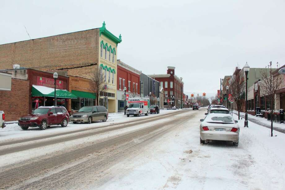 Overnight parking rules in the city of Big Rapids are continuing to be enforced. Area residents are still being asked to keep cars off the street from 2-6 a.m. (Pioneer file photo)