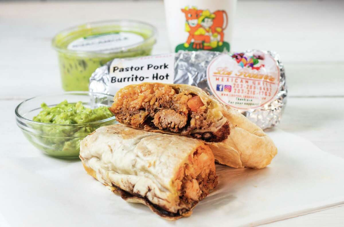 Stew Leonard's is now selling burritos from Norwalk's Los Poblanos restaurant at its Norwalk and Danbury grocery stores.