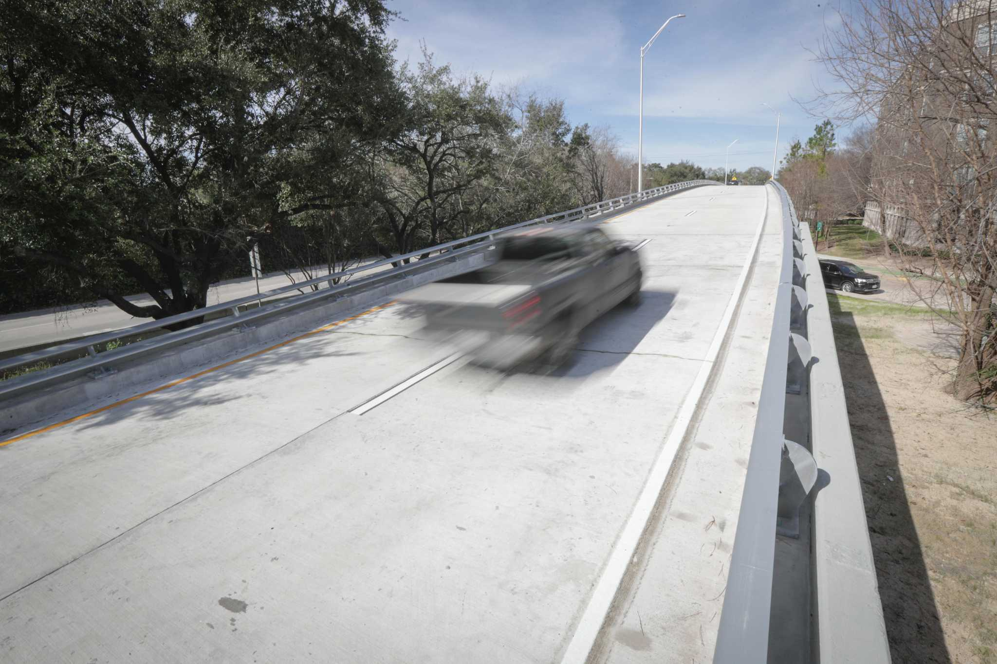 Houston reopens Spur 527 connection in Midtown that it never intended to rebuild