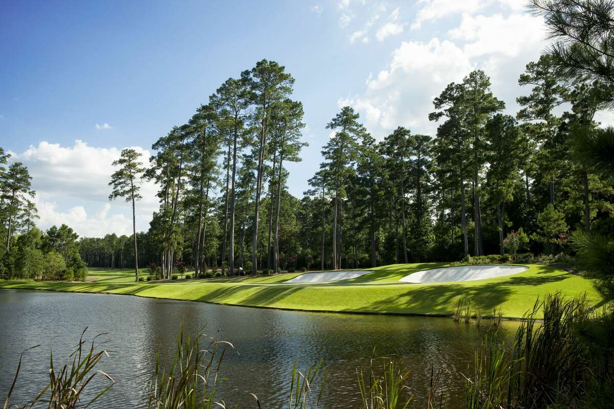 The Tiger Woods-designed Bluejack National golf course opened in Montgomery in 2016.