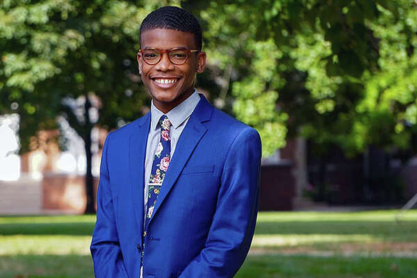 Illinois College senior Jordan Hall has been recognized by the Kennedy Center American College Theatre Festival for his excellence in leadership and theatrical lighting design.