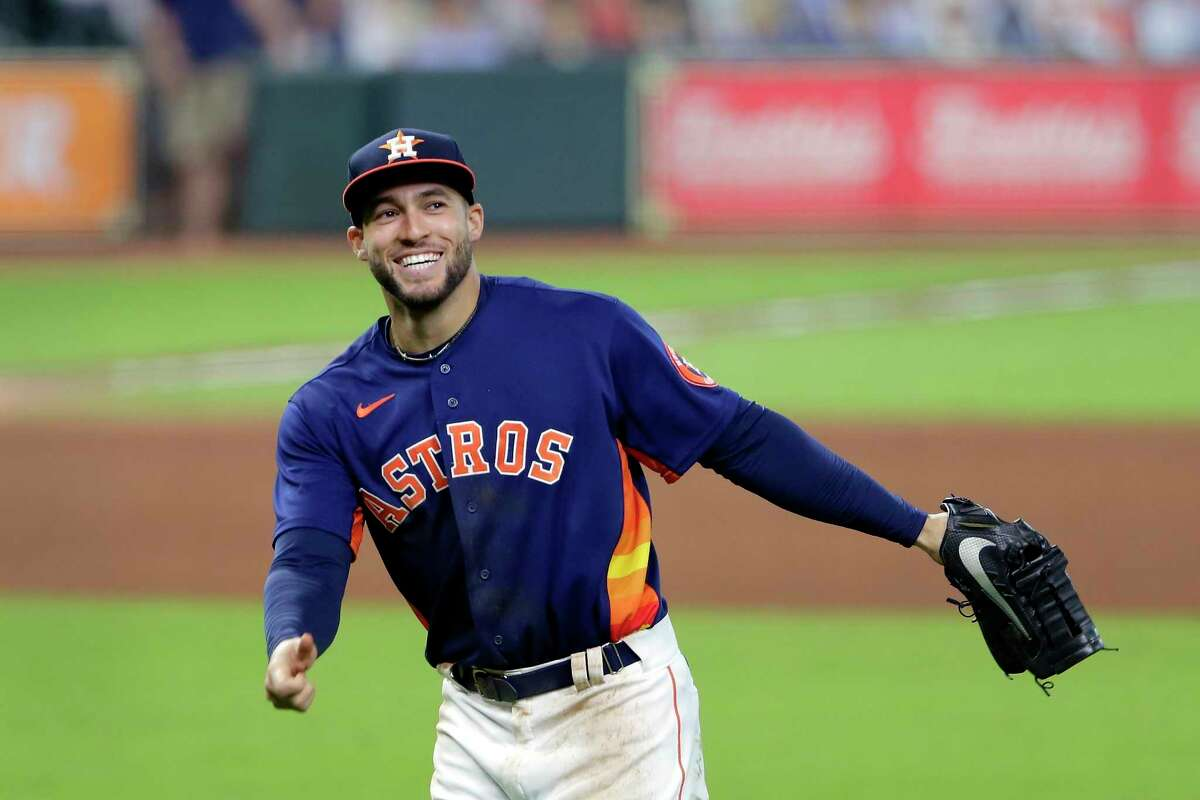 George Springer became the most prominent among baseball's free agents to reach an agreement, a $150 million, six-year contract with the Toronto Blue Jays, a person familiar with the negotiations told The Associated Press.