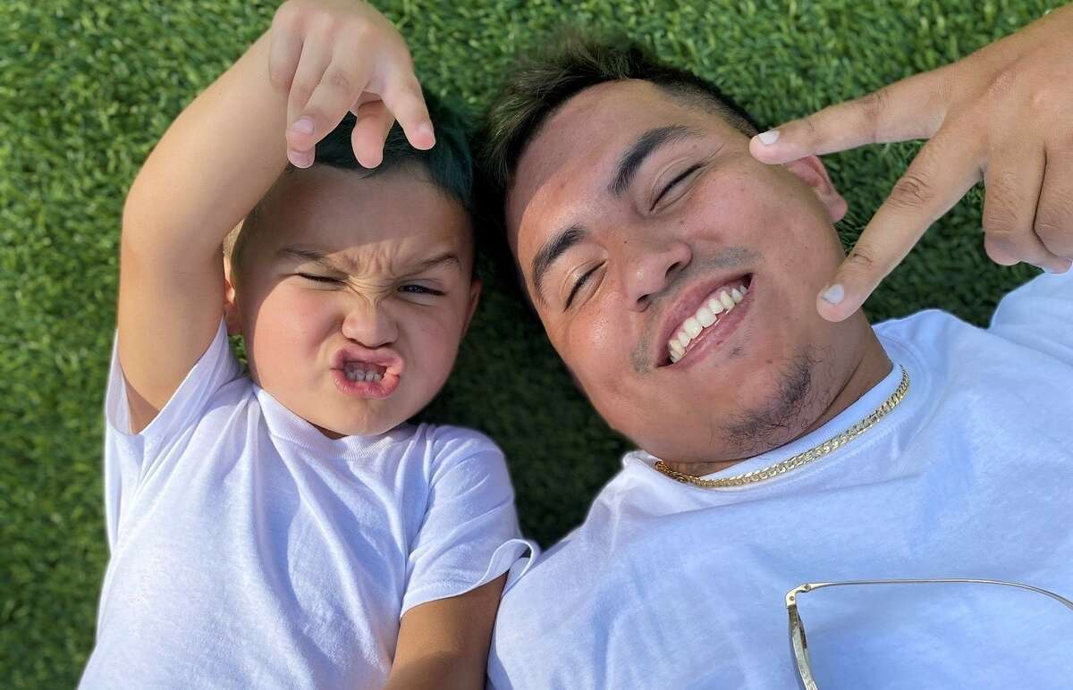 The father-son duo of Randy and Brice Gonzalez, aka the Enkyboys, has garnered over 7 million followers on TikTok with hilarious videos.