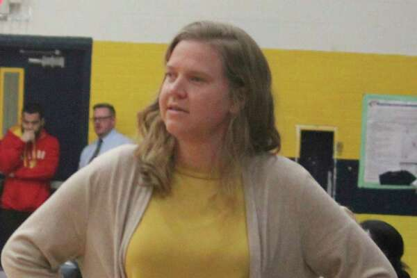 Nikki Bergman is Baldwin's girls basketball coach. (Star file photo)