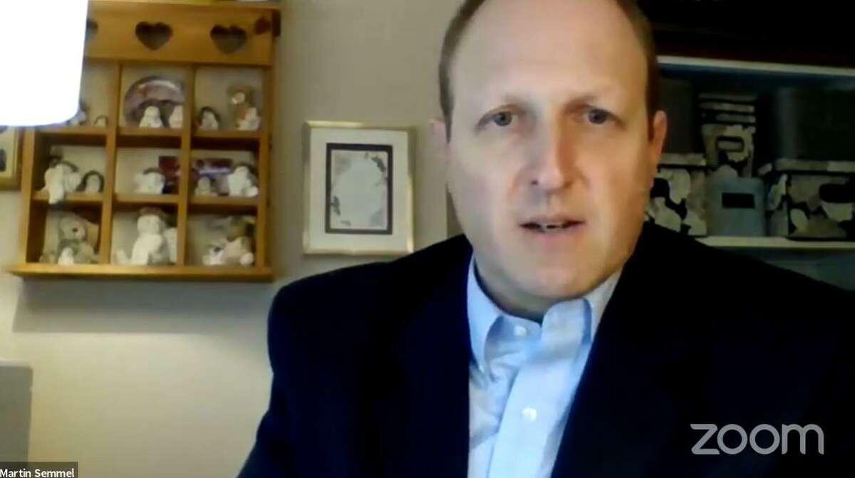 Superintendent Martin Semmel