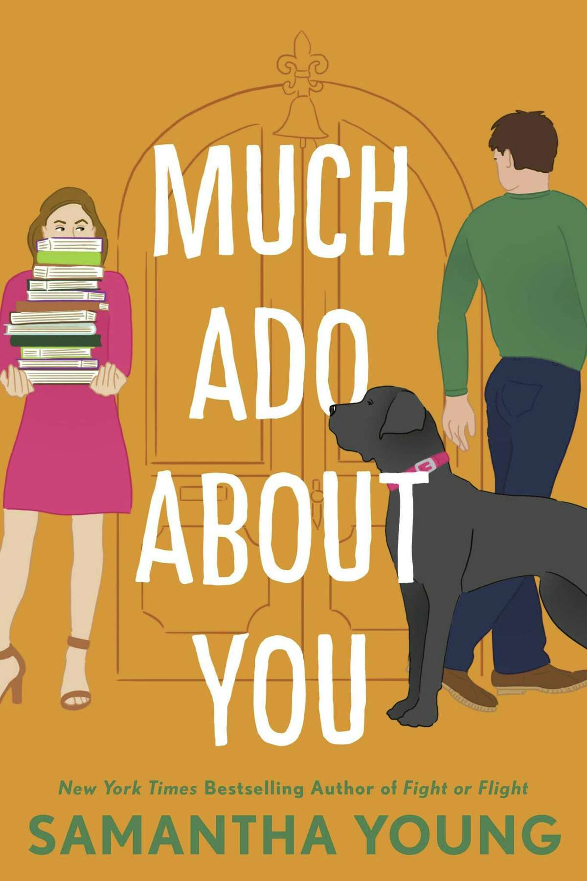 """""""Much Ado About You"""" by Samantha Young."""