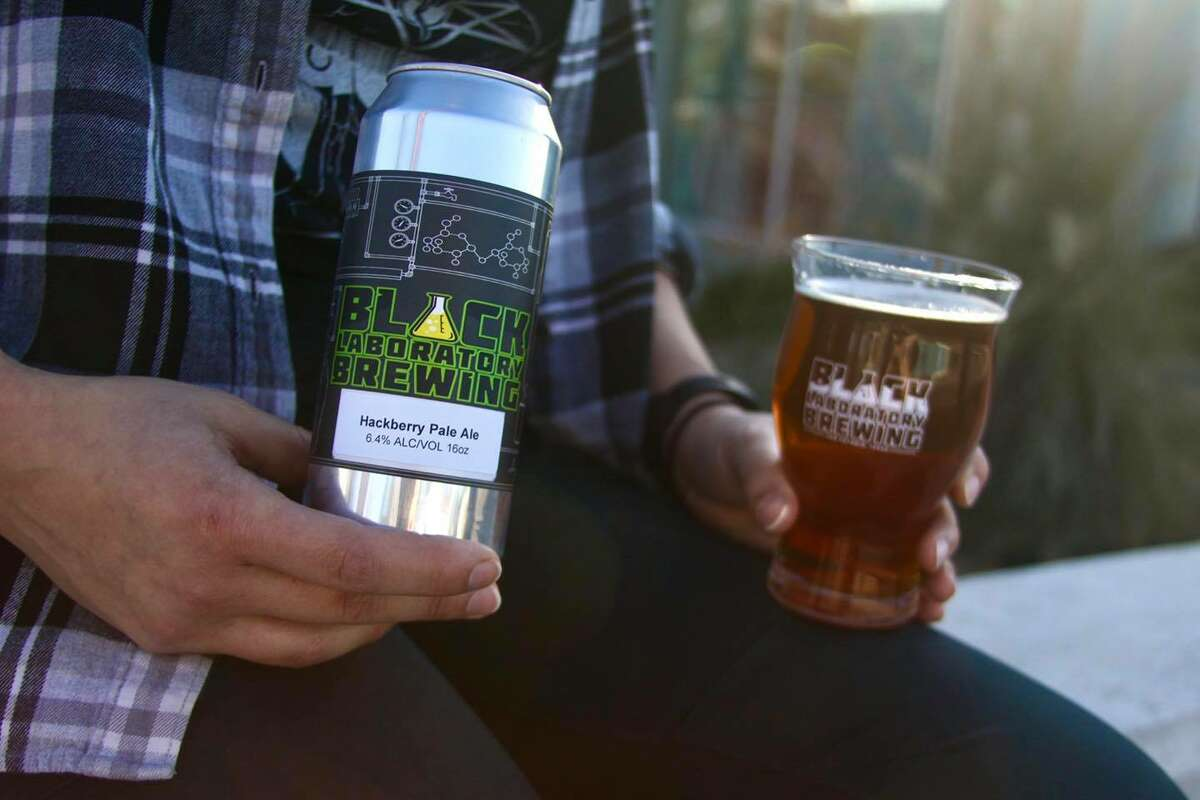 Black Laboratory Brewing's tap room has been closed since before Christmas.