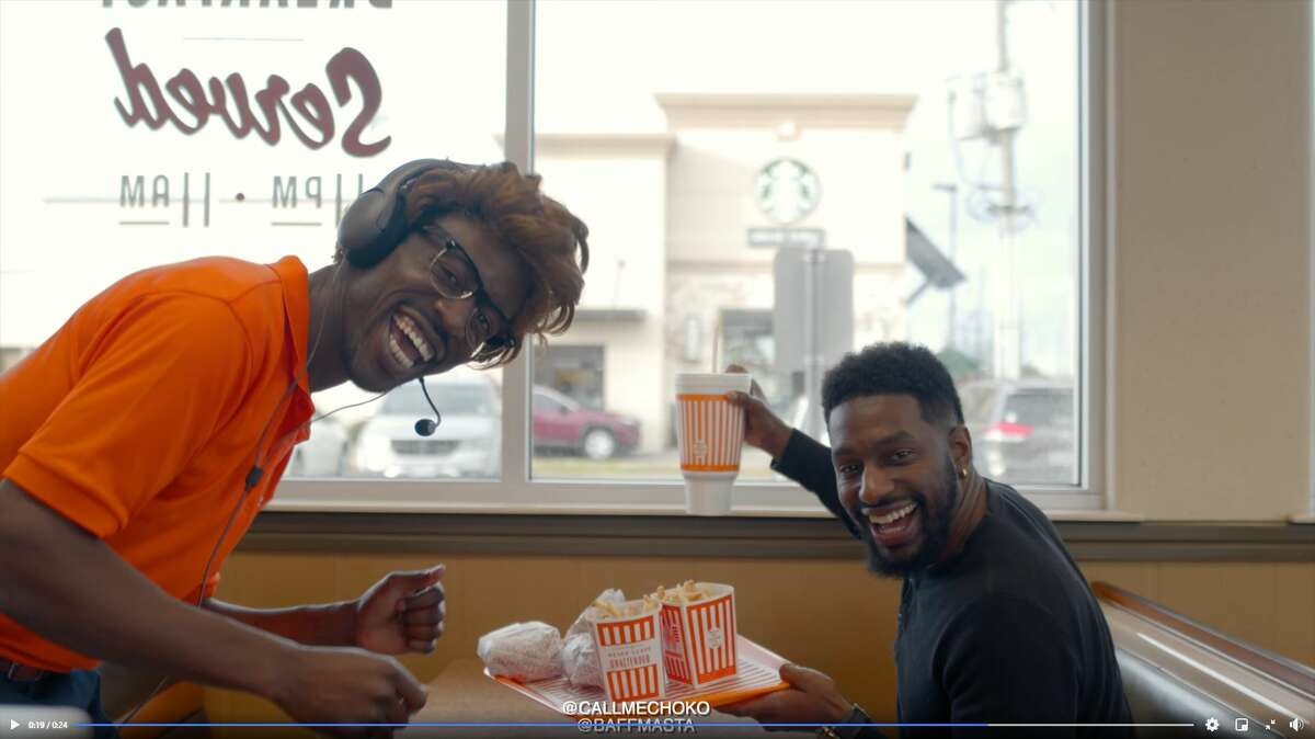 Texas comedian 'Choko' confirmed what many Texans already know: Whataburger is life.