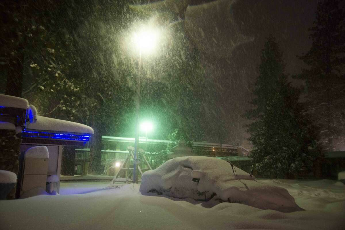 This week, due to the severity of the storm, authorities across the board advised residents to stay home and drivers to have patience and delay trips.