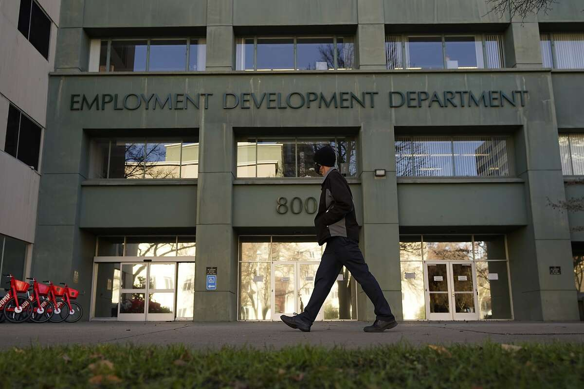 The California Employment Development Department in Sacramento has admitted to missing tens of billions of dollars in potential fraud.