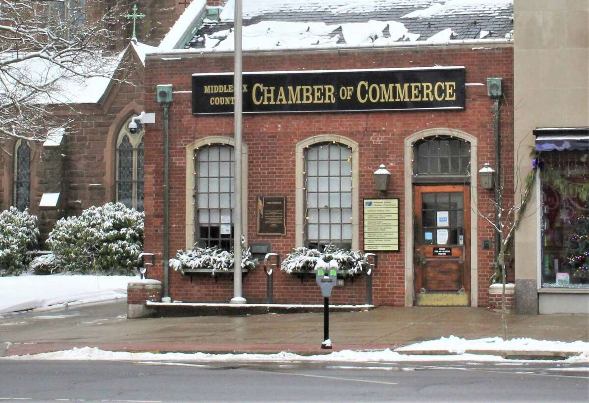 Middlesex County Chamber of Commerce is located at 393 Main St. in Middletown.