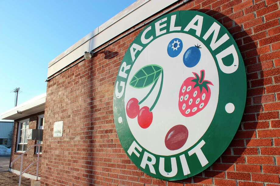 Graceland Fruit is rebranding, and will update its signage with a new logo. (File Photo)