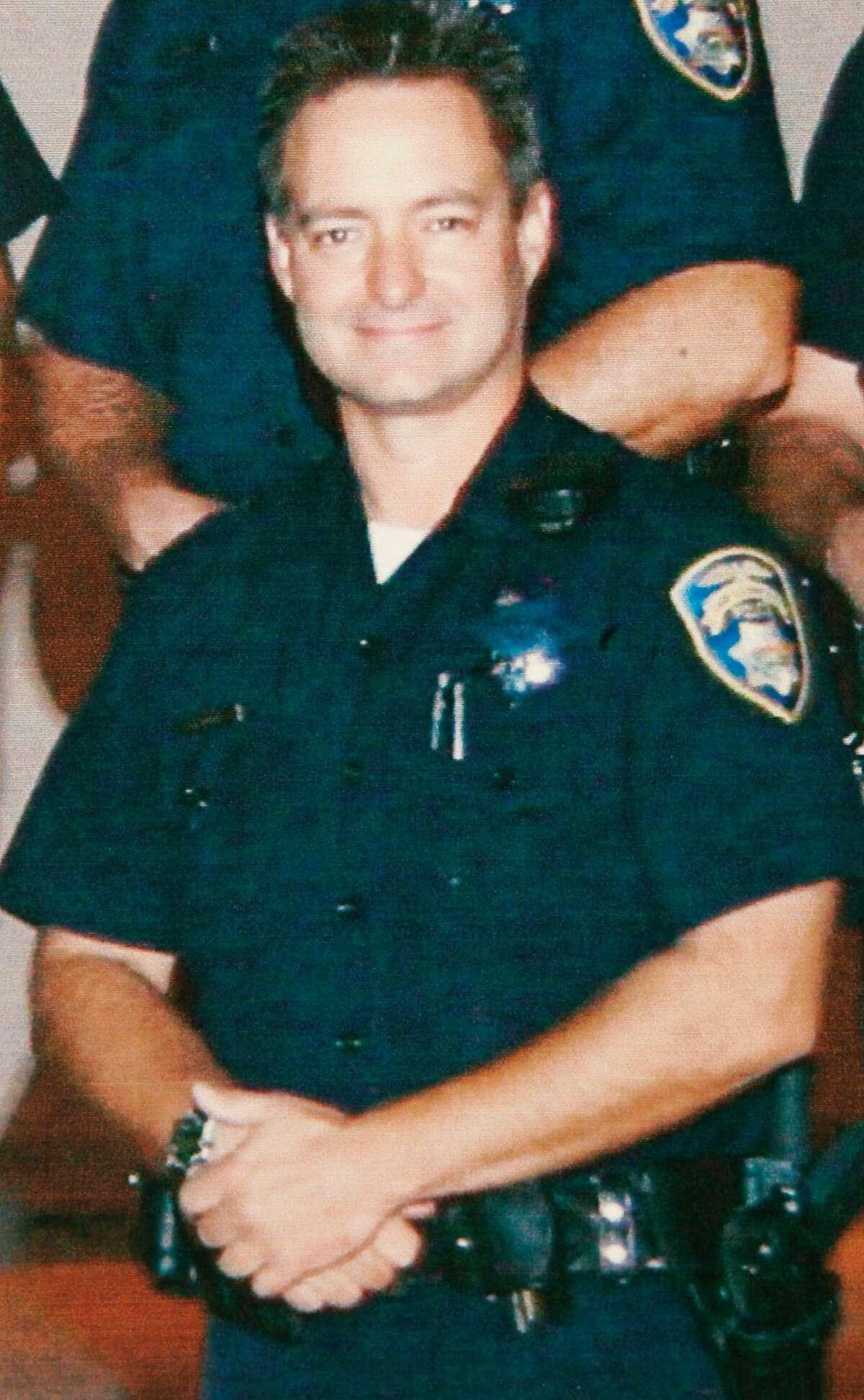 San Leandro police officer Nels