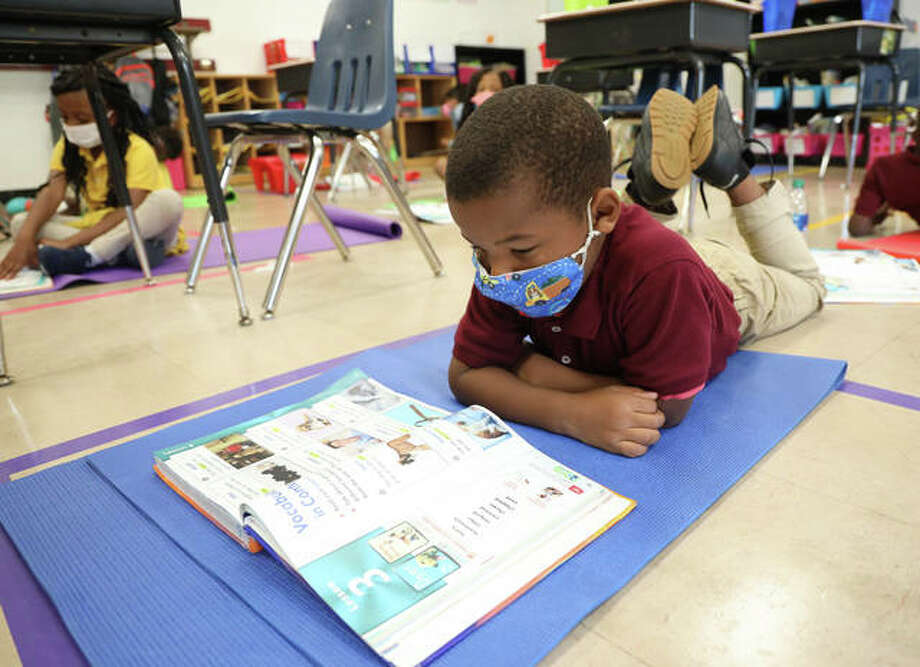Thousands of students at more than 30 Lutheran schools in the St. Louis area and southern Illinois will celebrate National Lutheran Schools Week, Jan. 24-30, 2021. Photo: For The Intelligencer