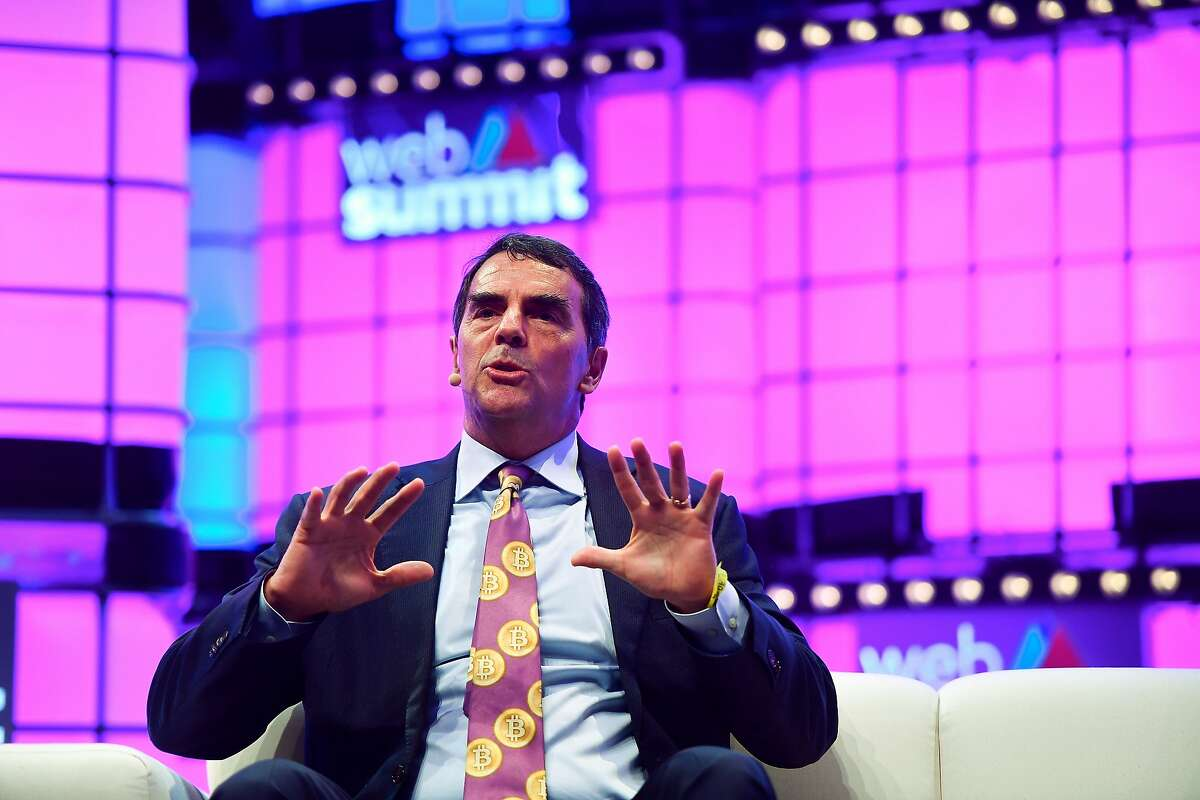 Tim Draper of Draper Associates, speaking at a conference in Lisbon, Portugal, wants to add stairs and an elevator to the 1926 building housing his Draper University in San Mateo.