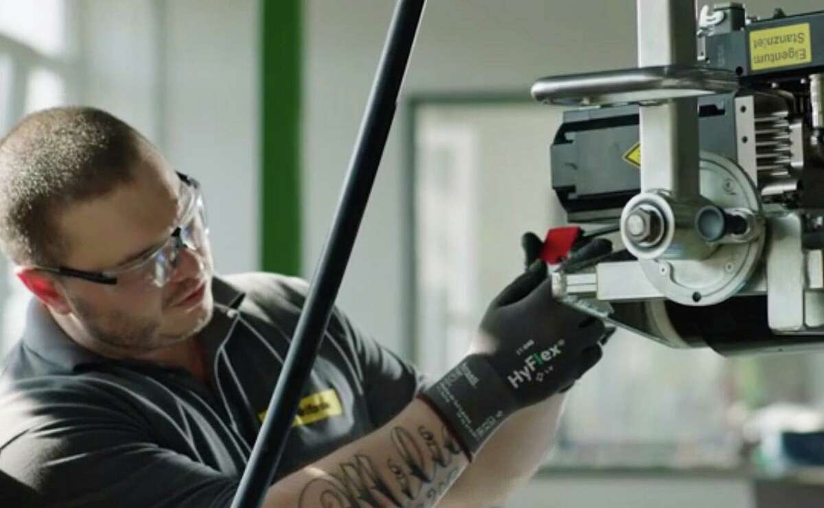 Stanley Black & Decker, among Connecticut's the best-known, home-grown brands, is readying for a major push in sales as retailers replenish inventories after a boom in do-it-yourself and contractor business. (Stanley Black & Decker press photo via PRNewswire)