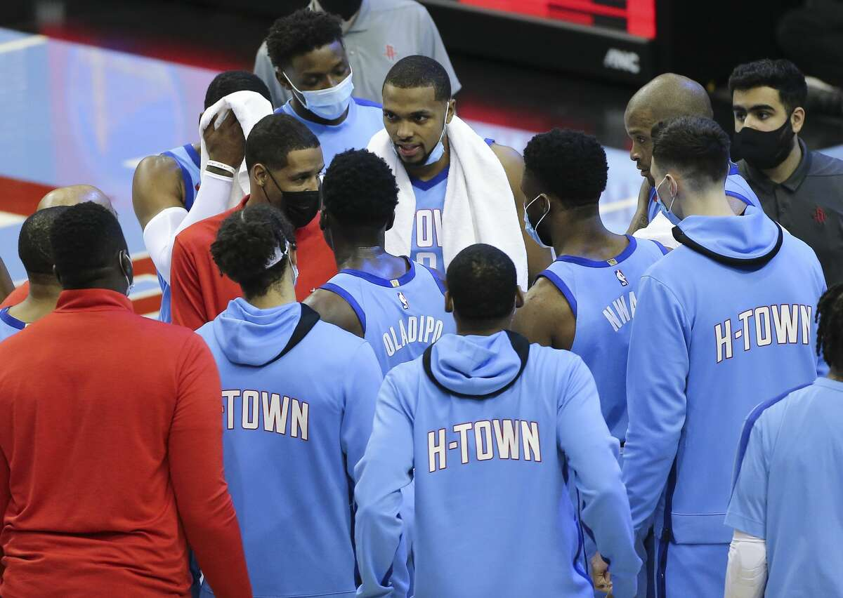 The Rockets will not play the Mavericks at home Friday in the wake of this week's winter storms that devastated the Houston area.