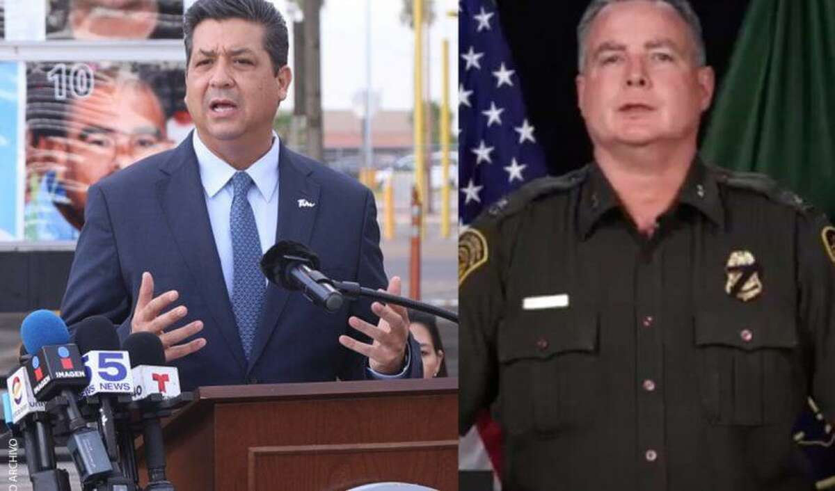 """Tamaulipas y CBP acordaron continuar con el programa """"Se Busca""""."""
