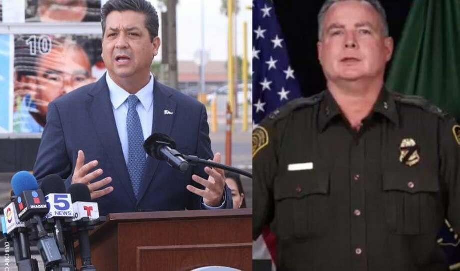 """Tamaulipas y CBP acordaron continuar con el programa """"Se Busca"""". Photo: Foto De Cortesía"""