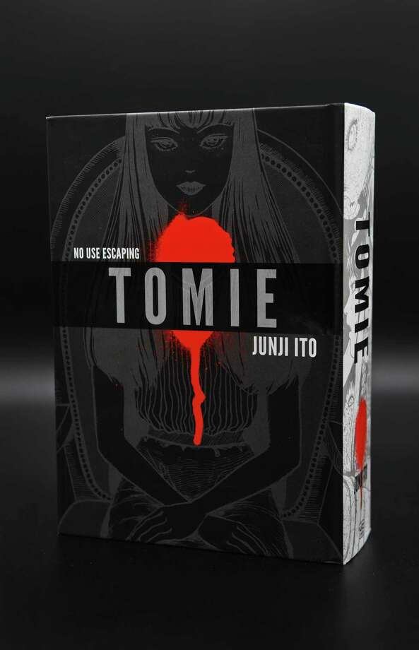 Mangaka Junji Ito's Tomie was published in 2016. The Laredo Public Library manga club will be reading multiple books by Ito over the span of four months. Photo: Courtesy Photo / Laredo Morning Times