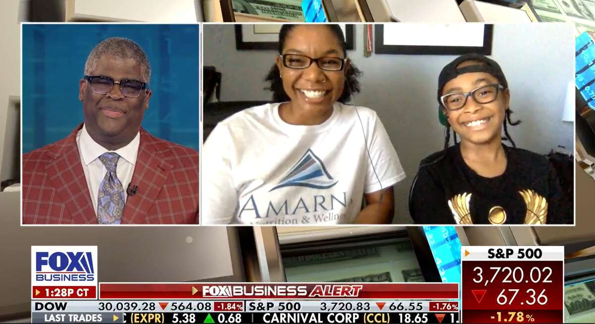 The Carr family was featured on Charles Payne's Fox Business Show