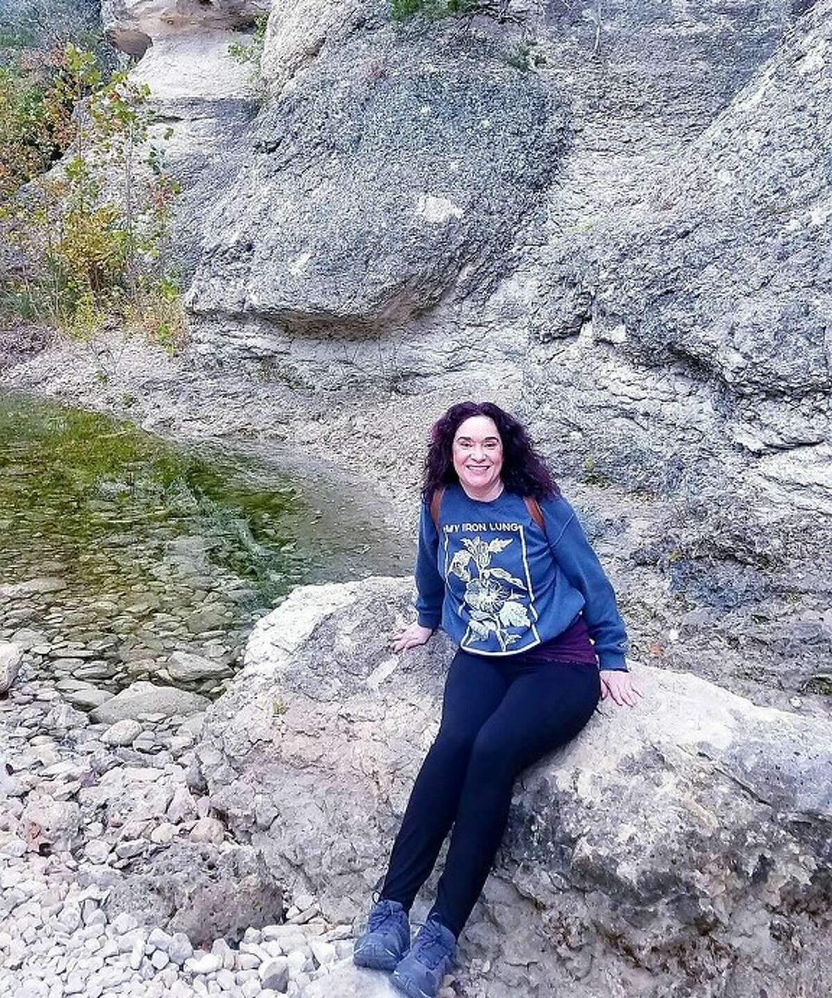 San Antonio woman explains how hiking helped her heal from a life-threatening journey she went through in 2018.