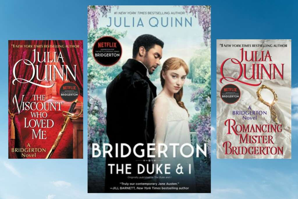 """Hear from the author, Julia Quinn as she participates in Barnes & Noble's virtual panel """"Love Through the Ages"""" along with other romance novelists."""
