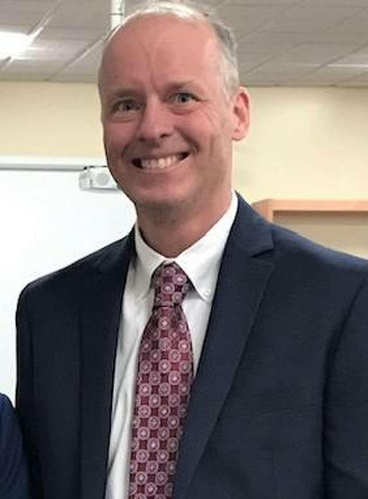 Portland Superintendent of Schools Charles Britton