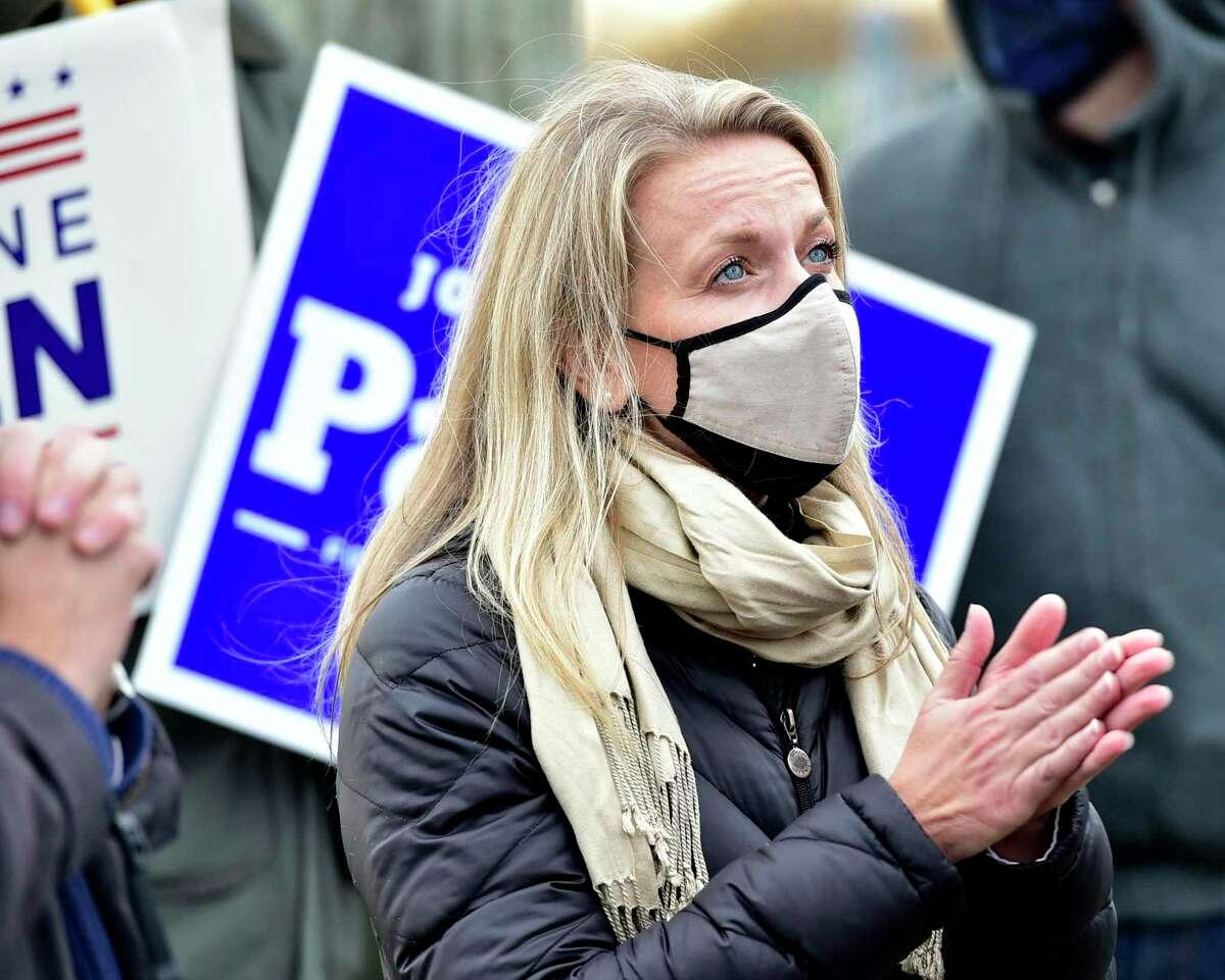 Democratic state Sen. Christine Cohen