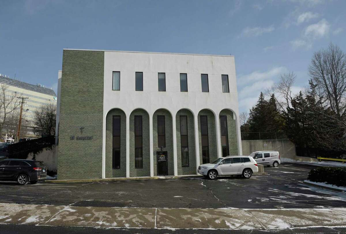The Danbury nonprofit Apex Community Care is buying a 4-story medical building, 16 Hospital Avenue, and applying to the state for a $1.3 million grant. Friday, January 29, 2021, in Danbury, Conn.