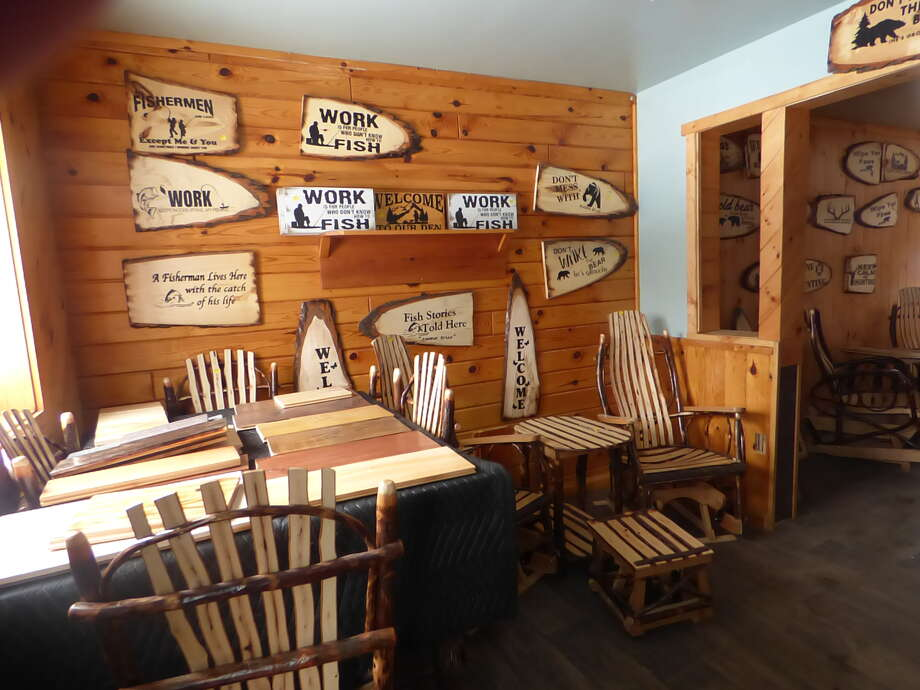 Creative Woodcraft specializes in creating interior wood paneling, but offers a number of other wood products at its 8319 Kerry Road location. Photo: Scott Fraley/News Advocate