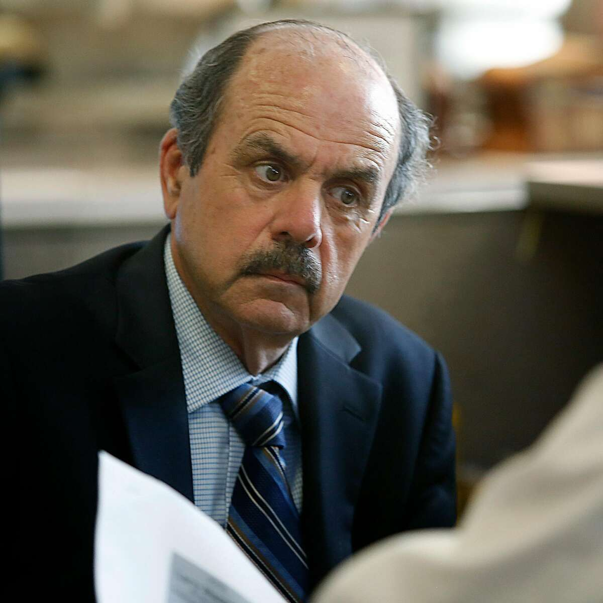 San Francisco Chronicle columnist Phil Matier is moving on.